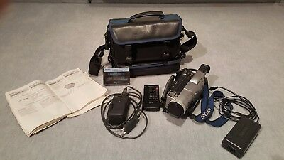 Sony Handycam DCR-TRV210E Digital8 Camcorder - Video8 Hi8 kompatibel
