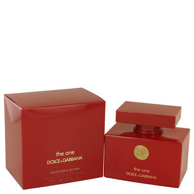The One Perfume By DOLCE & GABBANA WOMEN 2.5 oz Eau De Parfum Spray(Collector's