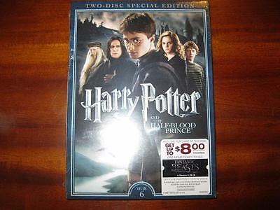 Harry Potter and the Half-Blood Prince Year 6 Special Edition SEALED