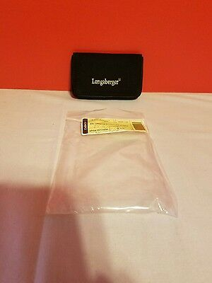 Longaberger Business Credit Card Holder Incentive