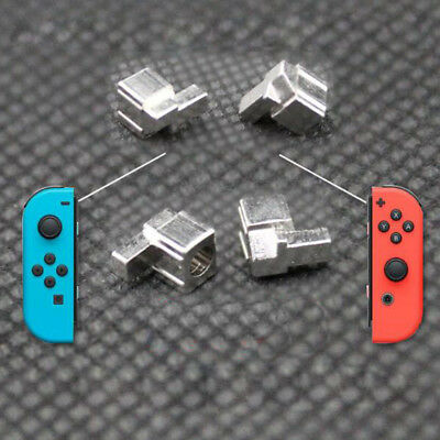 For Nintendo Switch Joy-Con Controller replacement parts Alloy Buckle Lock Rail