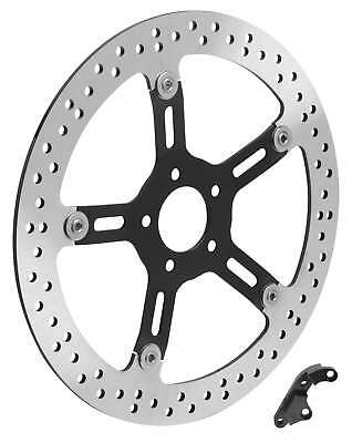 Arlen Ness 14in. Big Brake Floating Rotor Kit 02-960 00-13 FLT LT