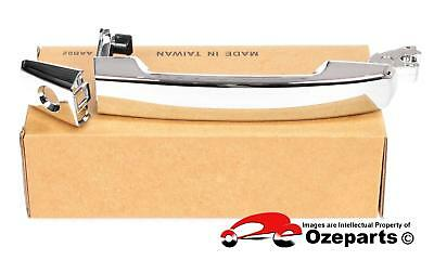 Nissan Maxima J31 2003~2009 Front RH Right Hand Outer Door Handle Chrome