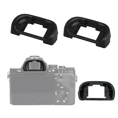 2Pcs NEW EB Rubber Eyecup Eyepiece Viewfinder For SONY A7 A7R A7S A7II A7S2 A7R2