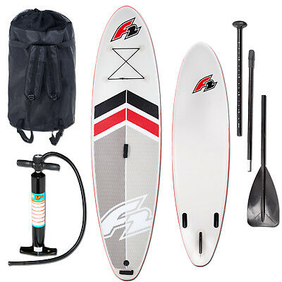 "F2 Star Stand Up Paddle Board Sup 11,6"" Komplett Inflatable Aufblasbar Testboard"