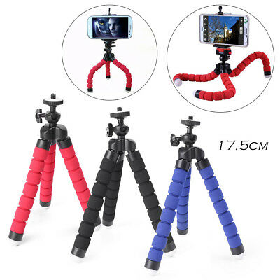 Portable Mini Flexible Tripod Octopus Stand Gorilla Pod For Canon Nikon iPhone