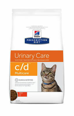 1,5kg HILL'S Prescription Diet Feline c/d Multicare Huhn Bravam 052742918501