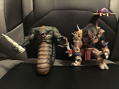 Spawn 4- Figuren Set