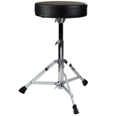 """Drum Stool - Padded 2"""" Drum Throne - Warehouse Clearance Bargain!"""