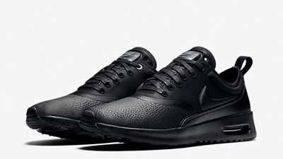NIKE AIR MAX Thea Ultra BlackBlackCool Grey | Premium