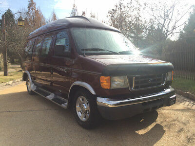 2004 Ford E-Series Van Base Standard Cargo Van 2-Door 1 owner free shipping warranty conversion la west cheap tailgate family e150