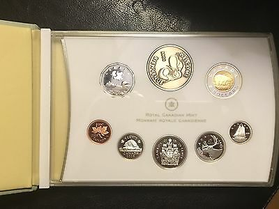 2006 Silver Canada Rare Baby Sterling Silver Coin Set