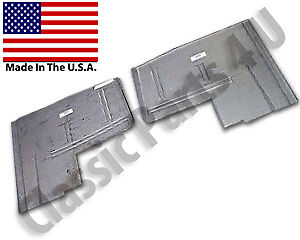 Front Floor Pans  Buick 1957 58 All Models!!!  New Pair! Free Shipping!