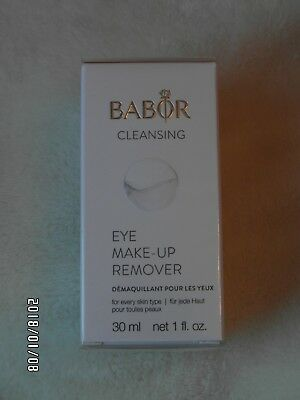 Babor-Cleansing-Eye-Make Up Remover-30Ml