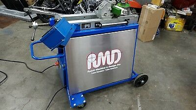 RMD Mandrel Bender with Dies and Indexer.