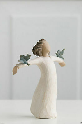 Willow Tree Figurine Happiness  By Susan Lordi 26130