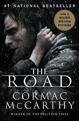 The Road  (ExLib) by Cormac Mccarthy