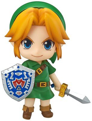 Nendoroid The Legend of Zelda Majora's Mask 3D Link Figure Good Smile Company