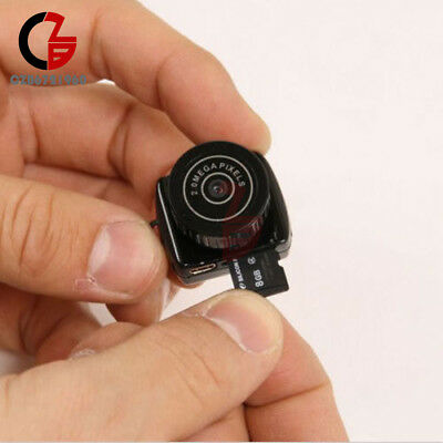 Hot Mini Smallest Camera Camcorder Recorder Video DVR Spy Hidden Pinhole Web cam