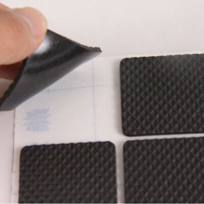 Floor Protector Pads Round Square Anti Skid Scratch Adhesive Furniture Feet OHK