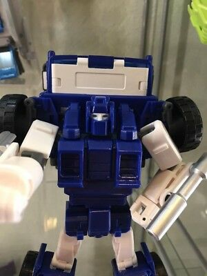 Badcube Piper Transformers Pipes *US Seller*