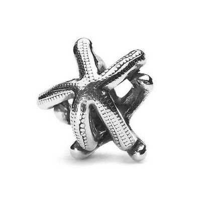 Trollbeads original authentic STELLA MARINA - STARFISH 11286  TAGBE.20041