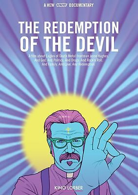Redemption of the Devil (DVD) Brand New