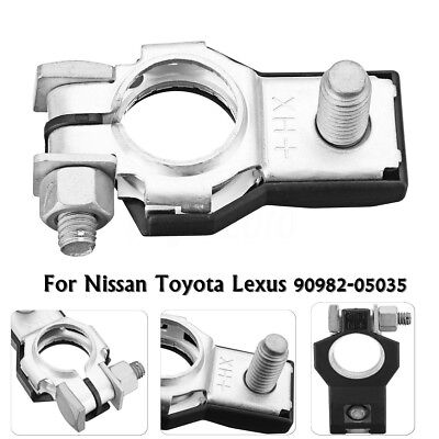Battery Cable End Positive Fits For Nissan Toyota Lexus 90982-05035 24340-7F000