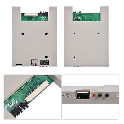 5V DC 720KB USB FAT32 Floppy Drive Emulator for BARUDAN BENS Embroidery Machine
