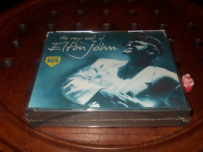 The Very Best of Elton John Siae Inchiostro   Cd ..... Nuovo