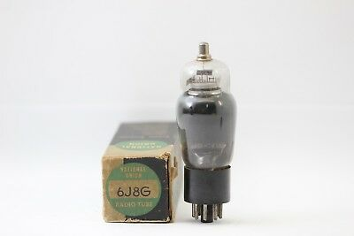 6J8G Tube. Mixed Brands. Nos / Nib. Rcb199