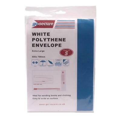 Go Secure Extra Strong Polythene Envelopes 610x700mm Pack of 50 PB08230