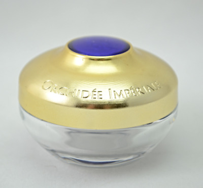 Empty Jar, Orchidee Imperiale Jar, by Guerlain, Empty Jar size 15 ml