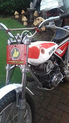 Bultaco Sherpa 350 1978 Trials Bike