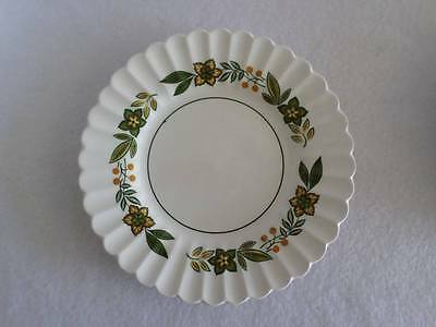 J & G MEAKIN COLONIAL CLASSIC WHITE ENGLISH IRONSTONE SALAD PLATE (s) PRE OWNED