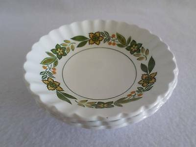 J & G MEAKIN COLONIAL CLASSIC WHITE ENGLISH IRONSTONE SOUP BOWL (s) PRE OWNED