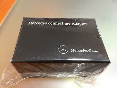 mercedes me adapter nachr stung connect original mercedes. Black Bedroom Furniture Sets. Home Design Ideas