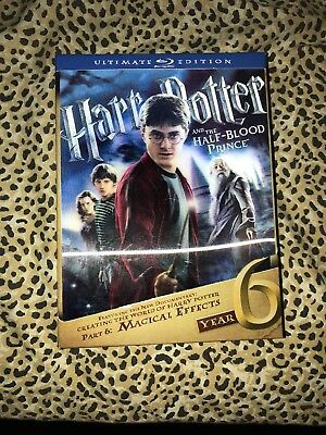 Harry Potter and the Half-Blood Prince  (Blu-ray Ultimate Edition)