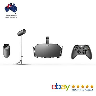 Oculus Rift VR System - Touch Controllers + 2 Sensors + 6 Free Games