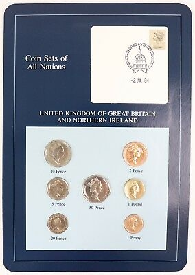 State of the Vatican City - Coin Sets of All Nations Franklin Mint Postal Panel