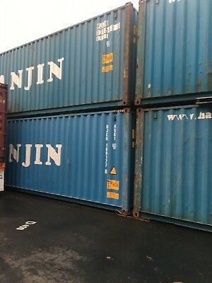 40' High Cube Cargo/Ocean shipping container storage container in Fife WA