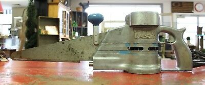Vintage Wellsaw Model 404 Meat Saw