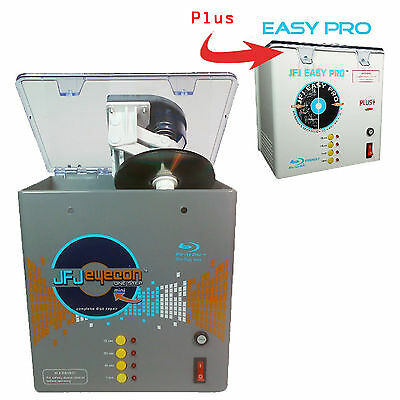 110V JFJ Eyecon mini Universal CD/DVD Blu-ray Repair Machine with JFJ Easy Pro