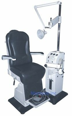 Chair And Stand Burton Xl 3300 Optometry Optician Used