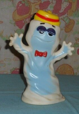 vintage monster cereal BOOBERRY Boo Berry promotional promo vinyl figure