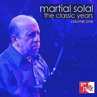 Martial Solal - Classic Years Vol 1 [New CD] UK - Import