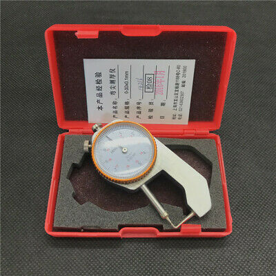 Dental Thickness Gauges Dental Caliper With Watch precision 0 to 20*0.1mm