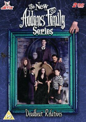 The New Addams Family - Deadbeat Relatives [DVD] - DVD  3CVG The Cheap Fast Free