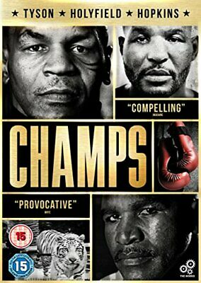 Champs [DVD] [2017] - DVD  10VG The Cheap Fast Free Post