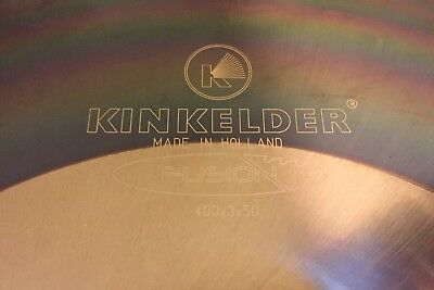 KINKELDER NEW ADVANCED SERIES  FUSION 400mm, 150 TOOTH COLD SAW BLADE.